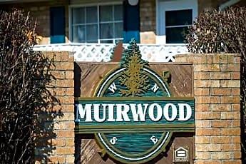 Community Signage, Muirwood Village, 0