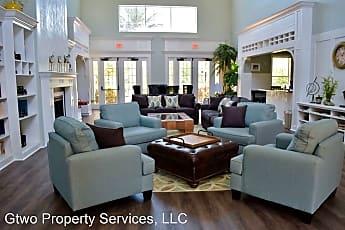 Living Room, 2801 Chancellorsville Drive Unit # 424, 1