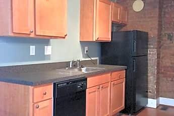 Kitchen, 1409 Clay St, 0