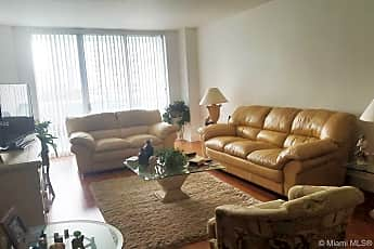 Living Room, 19390 Collins Ave 511, 0