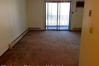 Living Room, 1201 Gunn Street, 0