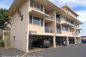 Building, 503 Liholiho St, 0