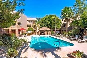Pool, 4850 E. Desert Cove Avenue #102, 0