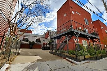 Building, 913 Saulnier St, 0