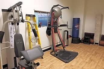 Fitness Weight Room, 807 S. Flower St., 0