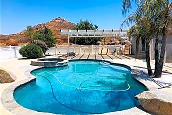 Pool, 27250 Peach St, 0