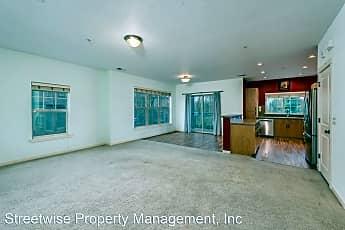 Living Room, 8776 NE Delamere Way, 1