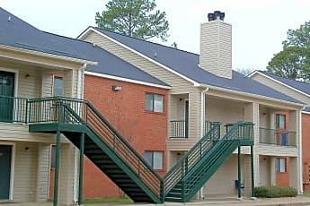 Building, Frances Place Apartments, 1
