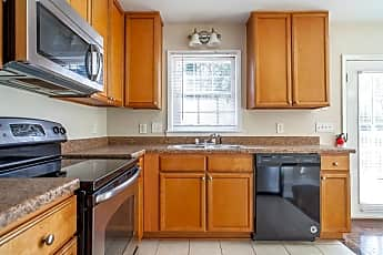 Kitchen, Room for Rent -  a 10 minute walk to bus 74, 1