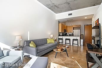 Living Room, 1050 Island Ave #309, 0