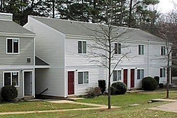 Building, Ledgewood Village Apartments, 0