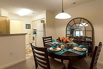 Dining Room, 1031 Hilltop Dr, 2