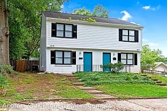 Building, 619 E Horne St., 1