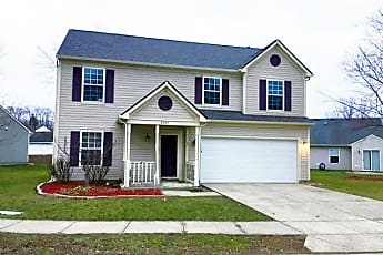 Building, 8525 Morgan Drive, 0