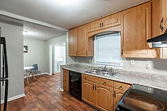 Kitchen, Room for Rent -  near Covington Place Shopping Cen, 0
