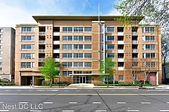 Building, 350 G St SW Unit N503, 0