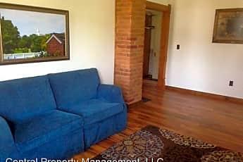 Living Room, 1590 Knight St, 0