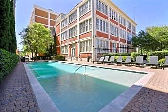 Pool, 3414 Elm St, 0