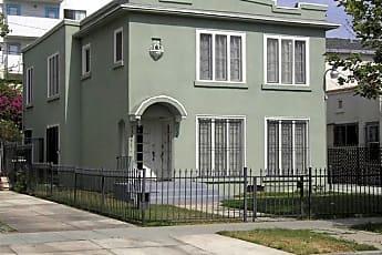 Building, 734 S Gramercy Pl, 0