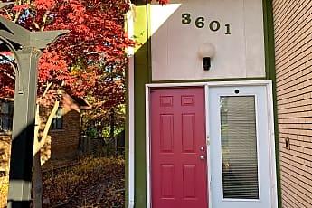 Front Door.JPG, 3601 W Richwoods Blvd. Apt. B, 1