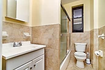 Bathroom, 615 W 183rd St 5-G, 2