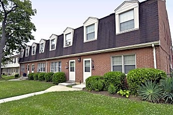 Building, Dolfield Townhomes, 0