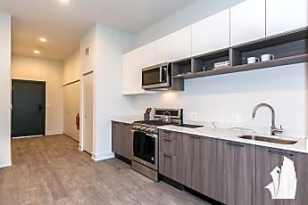 Kitchen, 853 N Larrabee, Unit 404,, 0