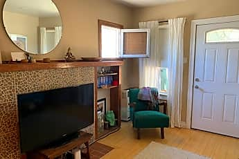 Living Room, 3339 1/2 Griffin Avenue, 1