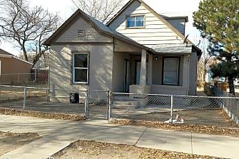 Building, 1425 Pine St, 0