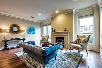 Living Room, 6535 Bandera Ave 52E, 0