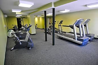 Fitness Weight Room, Will-O-Hill Apartments, 2