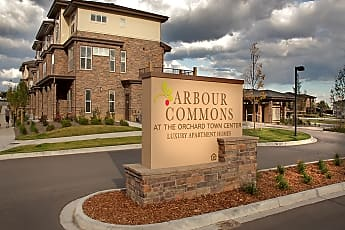 Community Signage, Arbour Commons at Orchard Town Center, 0