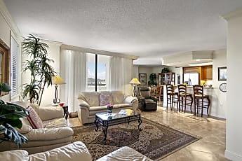 Living Room, 4600 Florida A1A A1A 411, 0