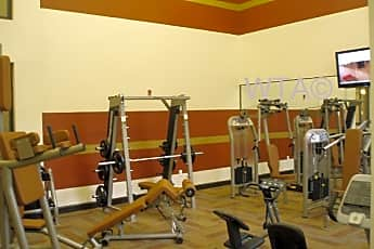 Fitness Weight Room, 300 E Basse, 0
