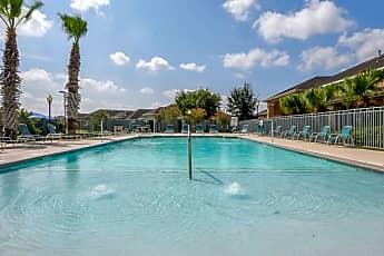Pool, River Square Apartments, 0