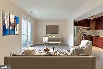 Living Room, 1715 15th St NW B, 0