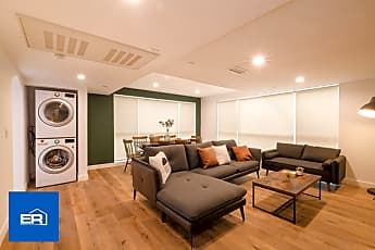 Living Room, 1455 W 36th St, 1