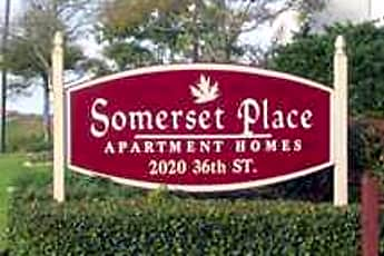 Somerset Place, 1