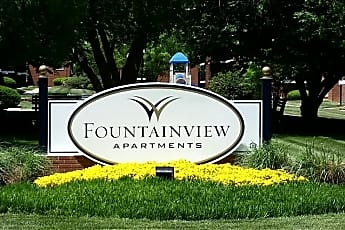 Community Signage, Fountainview Apartments, 0