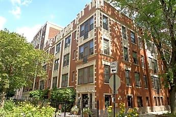 Building, 5143 S Kenwood Ave Apt S105, 0