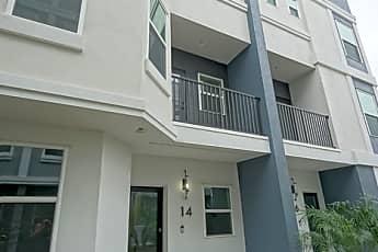 Building, 1523 W North B St, 0