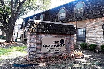 Quadrangle Apartments, 1