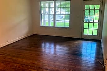 Living Room, 3421 Richards St, 0