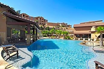 Pool, Evans Ranch Apartments, 0