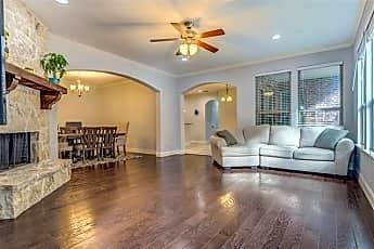 Living Room, 1405 Lauren Creek Ln, 0