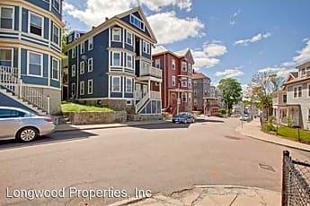 Building, 180 HILLSIDE STREET Condo Unit #1, 0