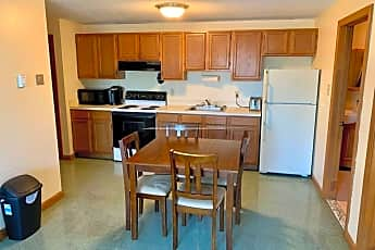 Kitchen, 85 Charles St, 1