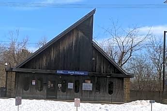 Building, 1643 Sheridan Rd 1643, 2