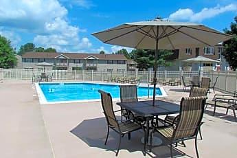 Pool, Springbrook Apartments, 1