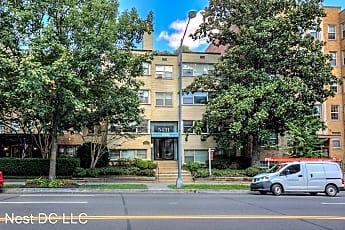 Building, 5431 Connecticut Ave NW Unit 302, 1
